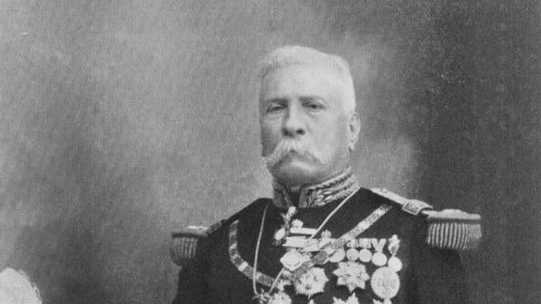 José de la Cruz Porfirio Díaz Mori, conocido como Porfirio Díaz, presidente de México que gobernó más de tres décadas - Sputnik Mundo