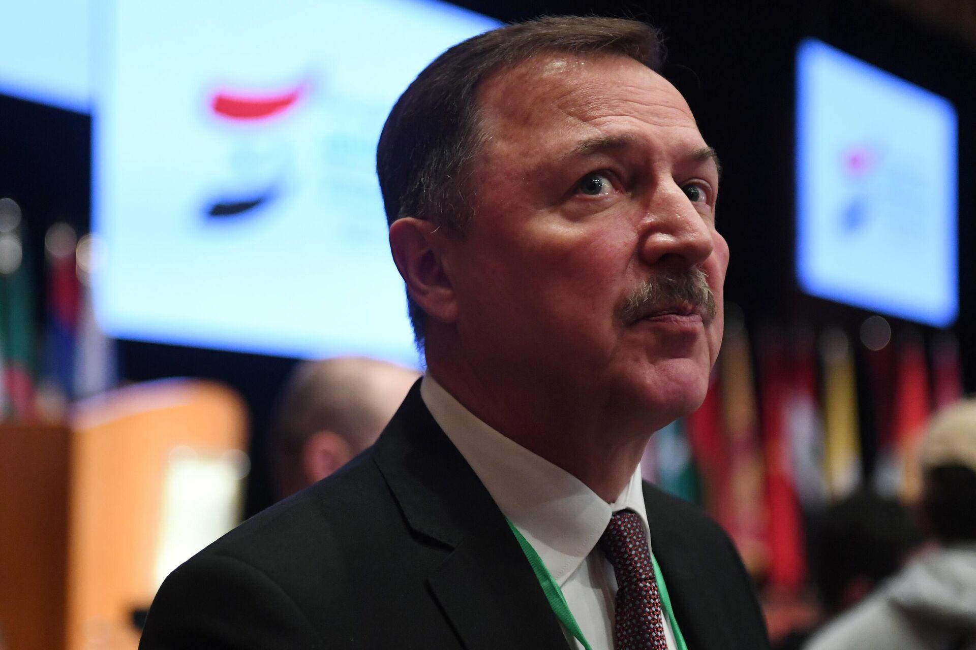 Alexandr Yefímov, el embajador de Rusia en el país árabe - Sputnik Mundo, 1920, 11.02.2021