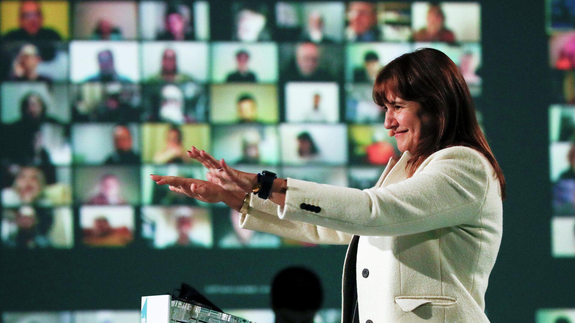 Laura Borràs, la candidata de Junts per Catalunya (JxCat) - Sputnik Mundo, 1920, 12.02.2021