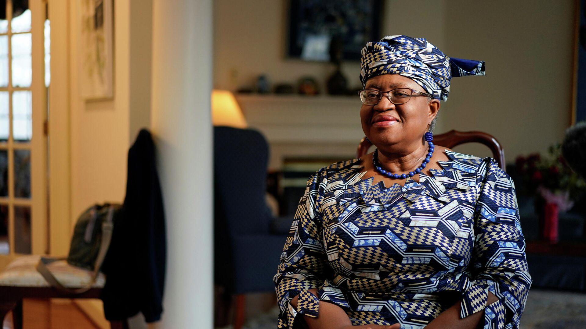 Ngozi Okonjo-Iweala, directora general de la OMC - Sputnik Mundo, 1920, 15.02.2021
