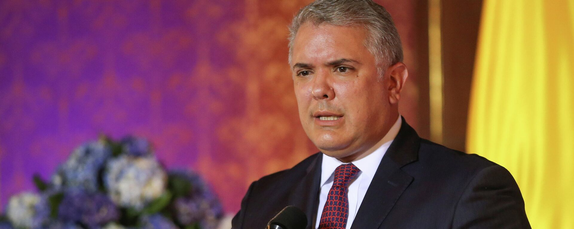 Iván Duque, presidente de Colombia - Sputnik Mundo, 1920, 23.09.2021