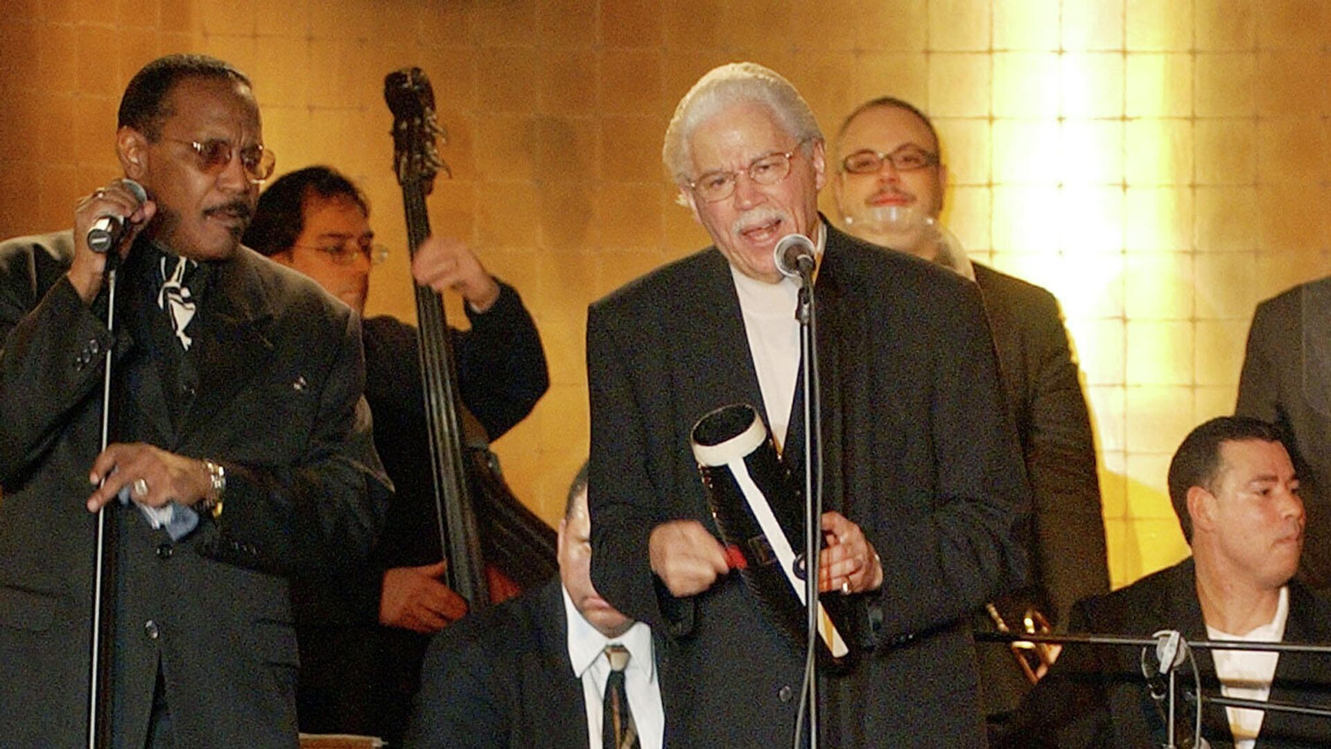 Johnny Pacheco, músico dominicano  - Sputnik Mundo, 1920, 16.02.2021