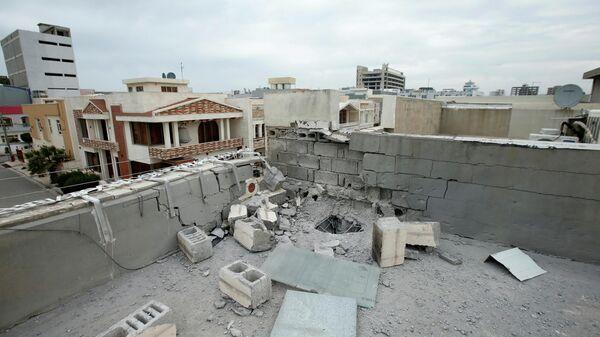 La situación en Erbil, Irak - Sputnik Mundo