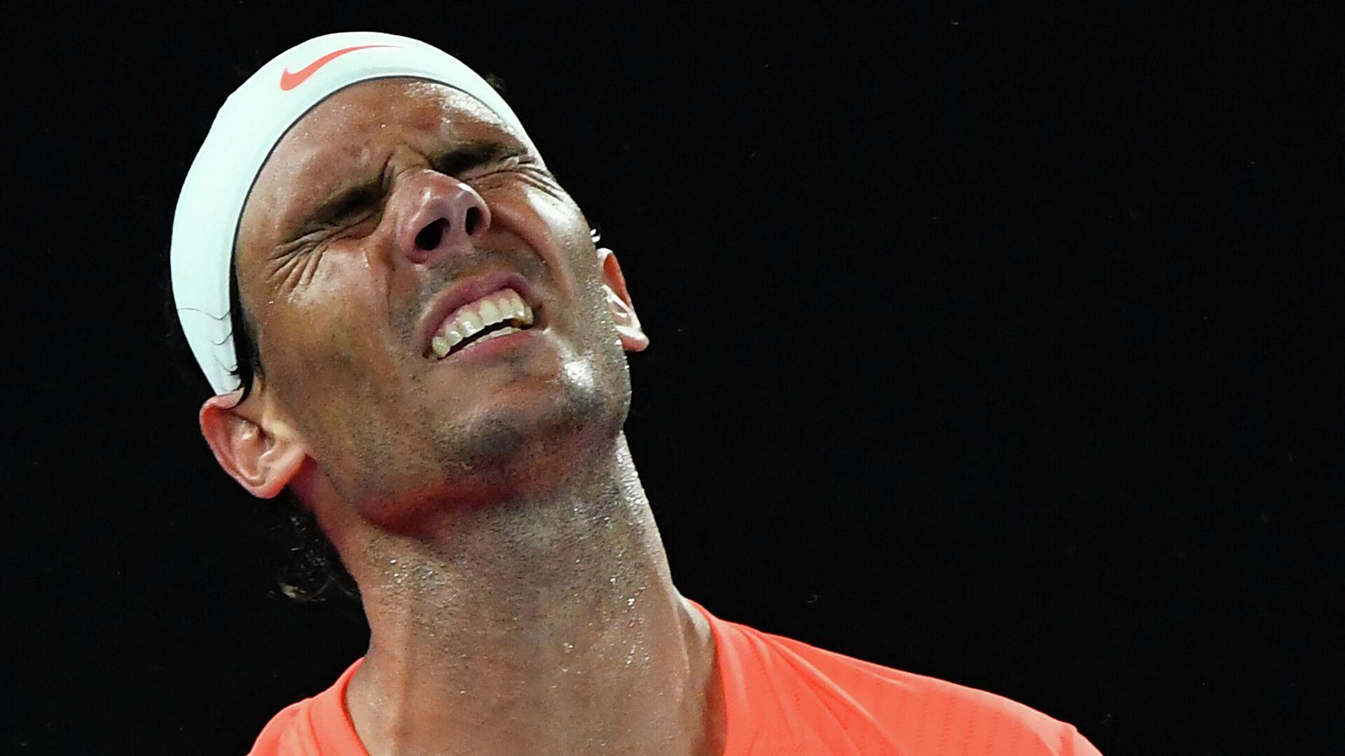 Rafael Nadal en los cuartos de final de Australia 2021 - Sputnik Mundo, 1920, 17.02.2021