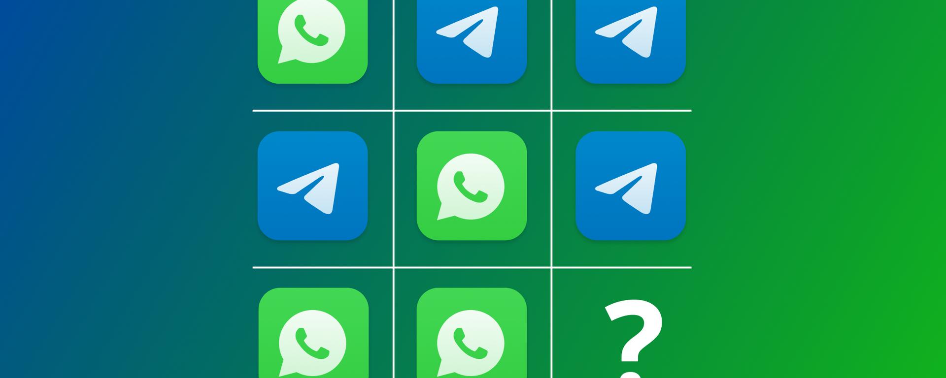 WhatsApp vs Telegram, la batalla de 2 gigantes de mensajería - Sputnik Mundo, 1920, 18.02.2021