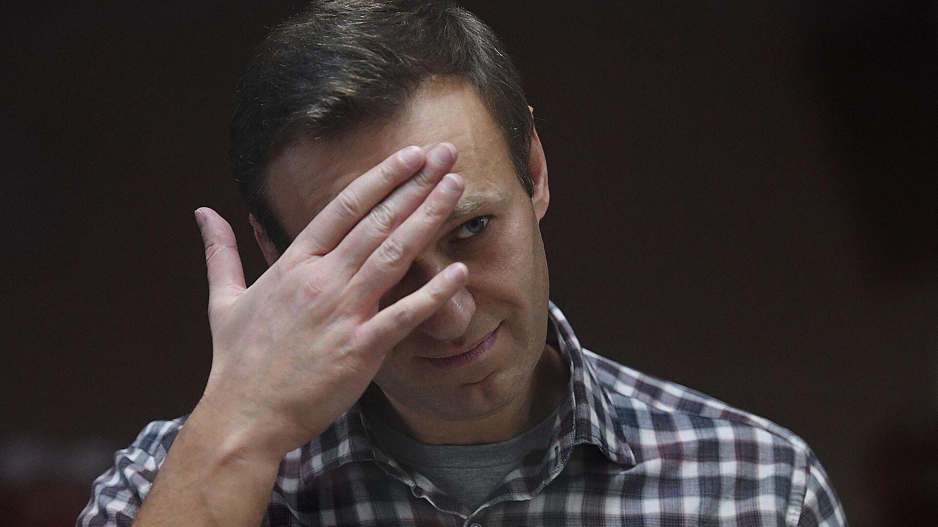 Alexéi Navalni, bloguero opositor ruso - Sputnik Mundo, 1920, 20.02.2021