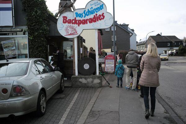 La cafetería Schuerener Backparadies en Dortmund abrió sus puertas en 1979.  - Sputnik Mundo