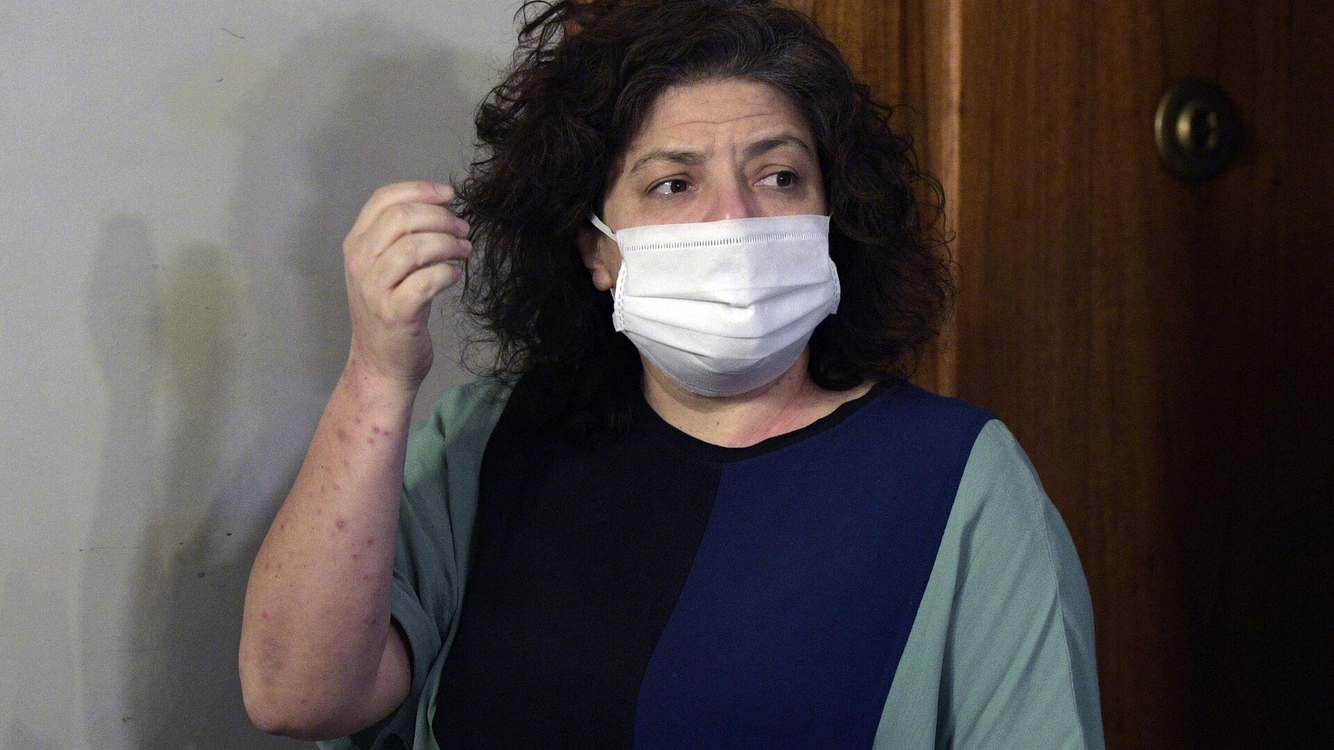 Carla Vizzotti, ministra argentina de Salud - Sputnik Mundo, 1920, 28.09.2021