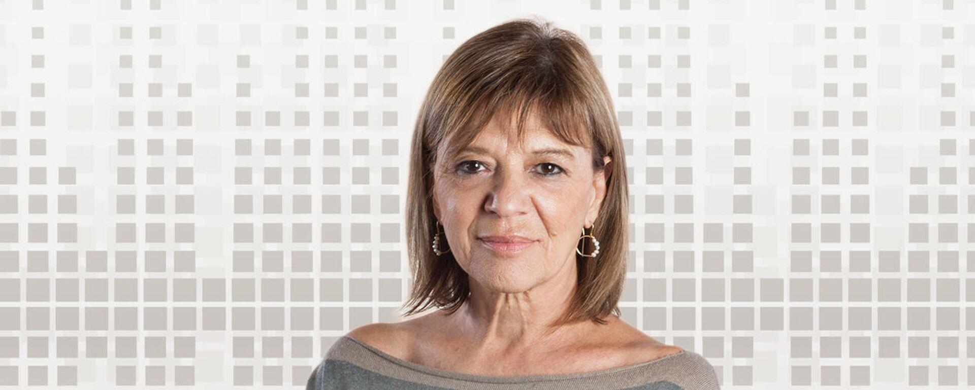 Constanza Schonhaut, la candidata a constituyente que propone un Estado  cuidador para Chile - Sputnik Mundo, 1920, 25.02.2021