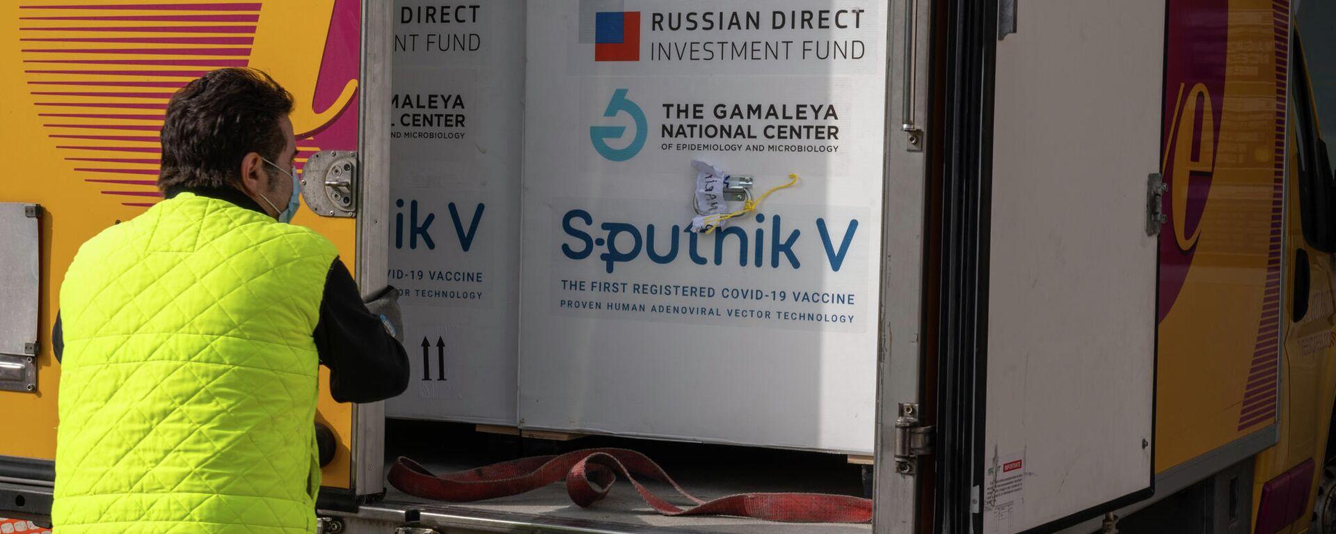 La vacuna Sputnik V en San Marino - Sputnik Mundo, 1920, 03.08.2021