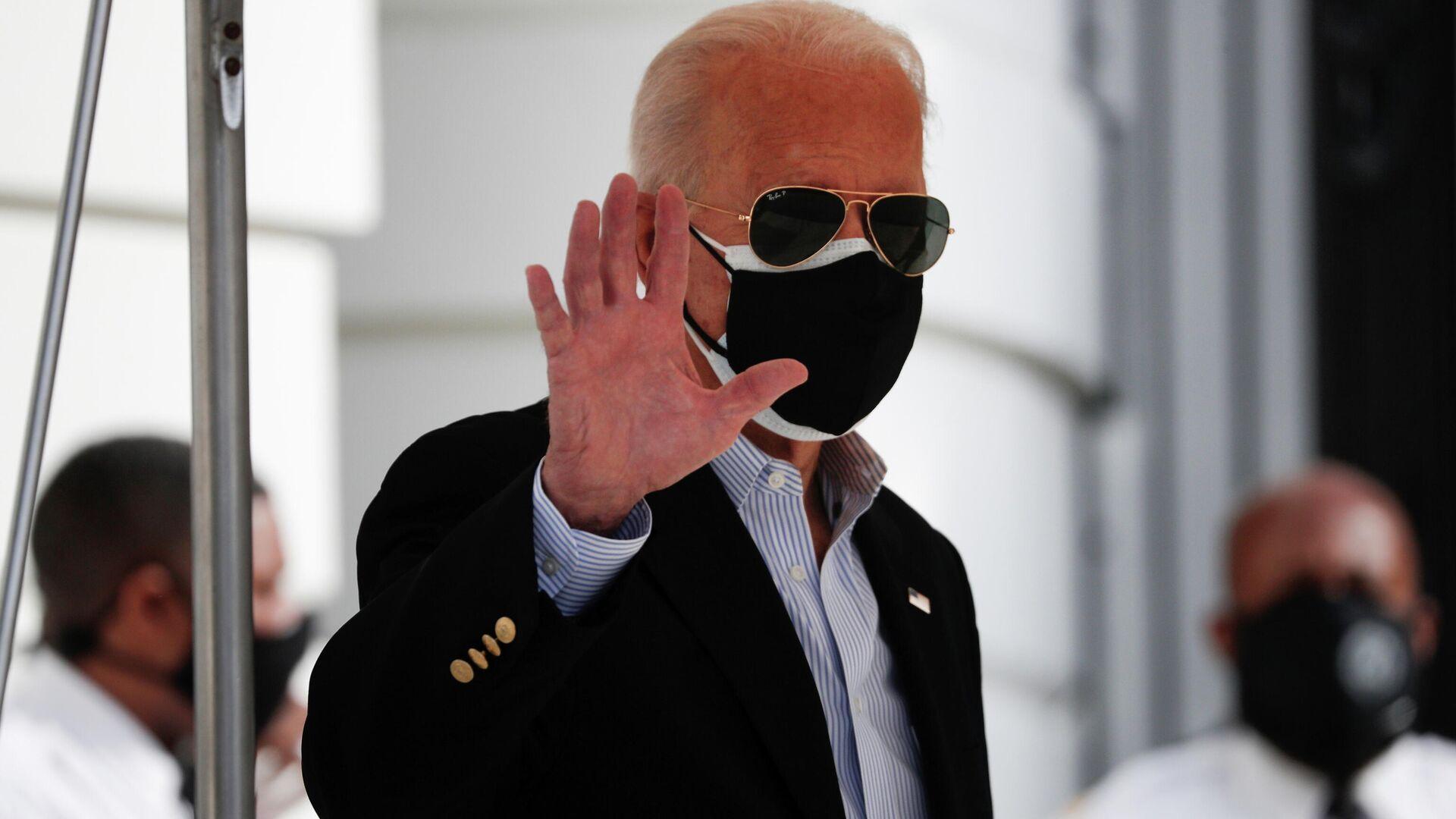 Joe Biden, presidente de Estados Unidos - Sputnik Mundo, 1920, 22.03.2021