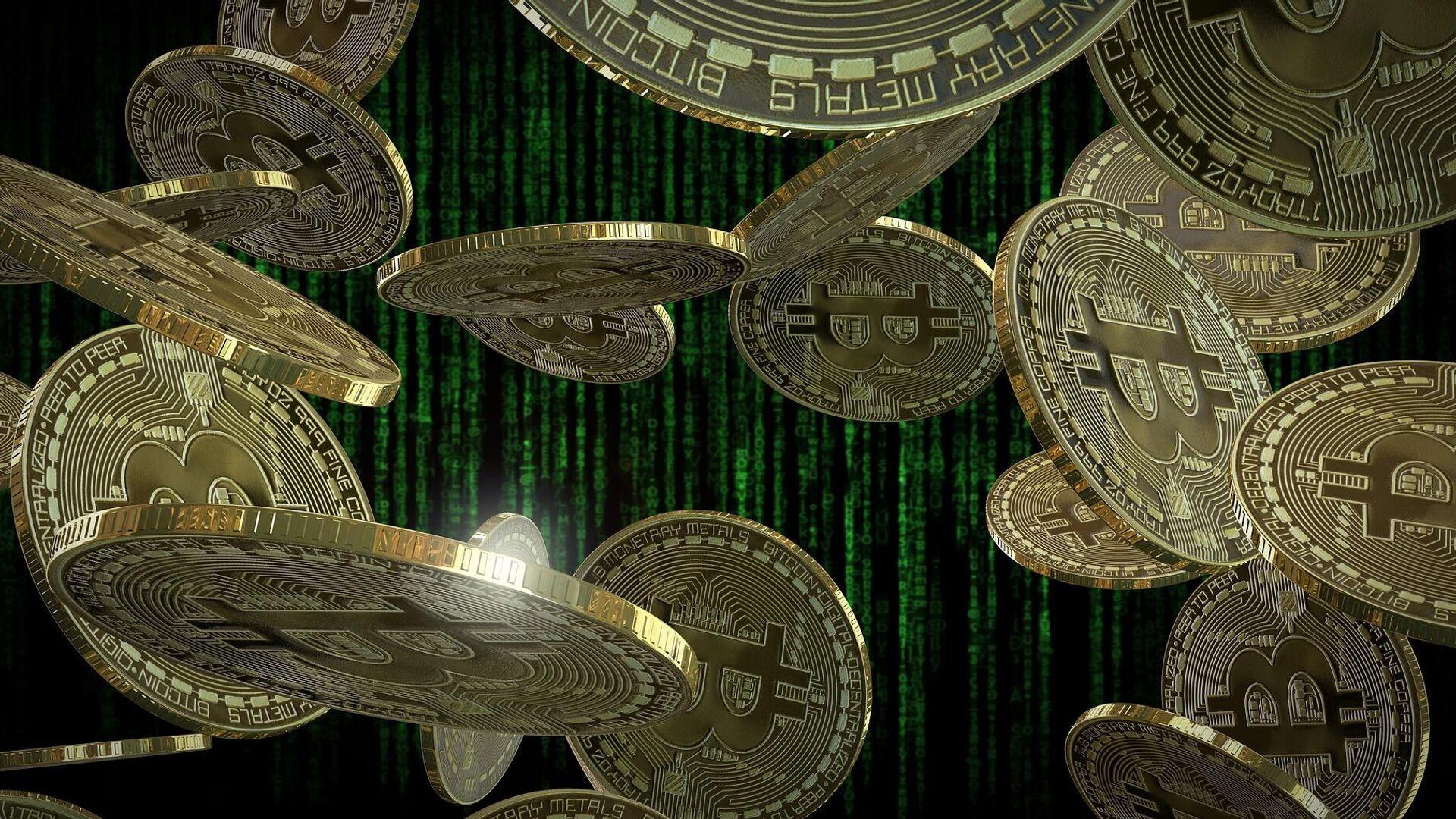 Bitcóin - Sputnik Mundo, 1920, 24.09.2021
