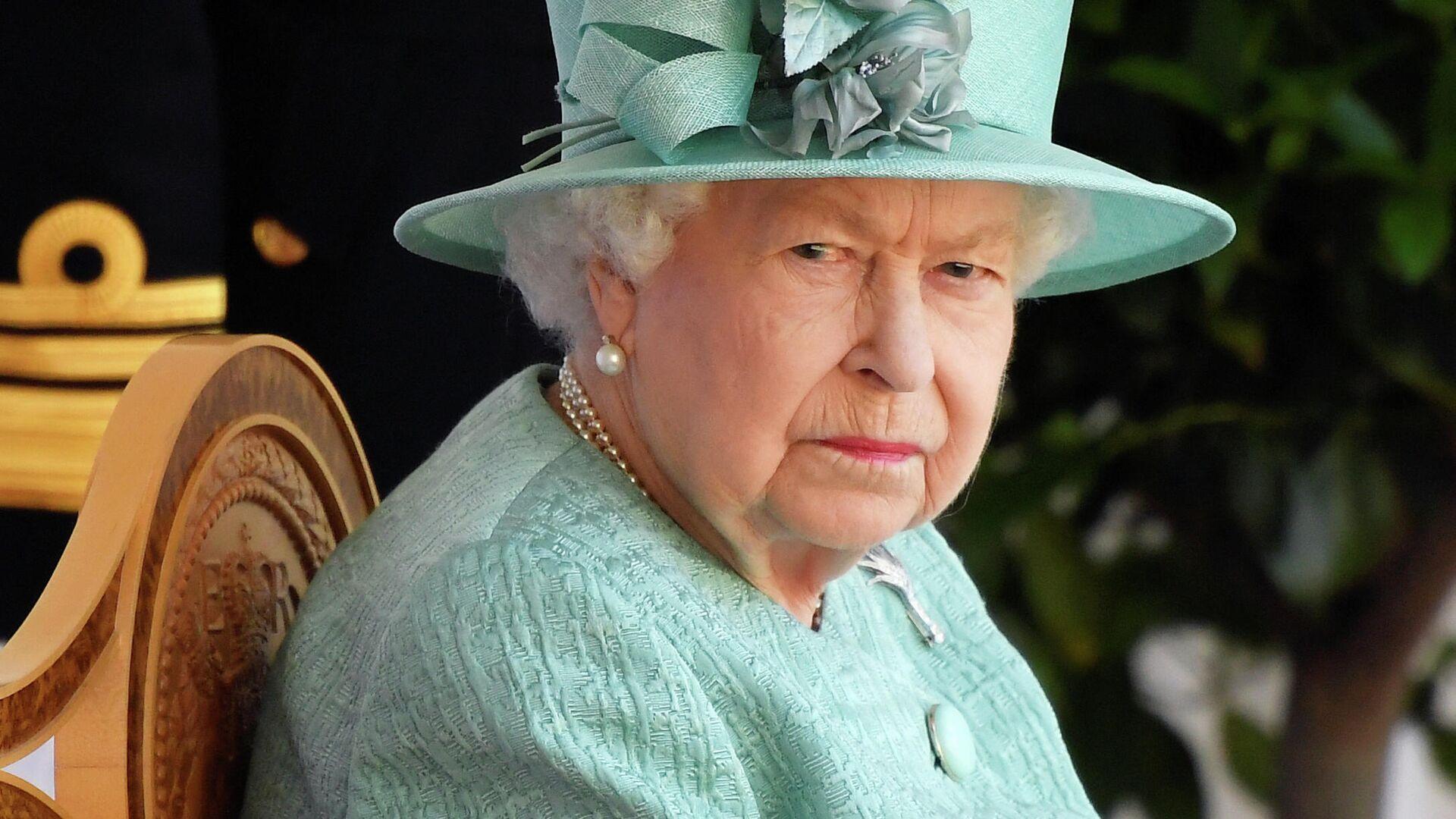 La reina Isabel II - Sputnik Mundo, 1920, 09.03.2021