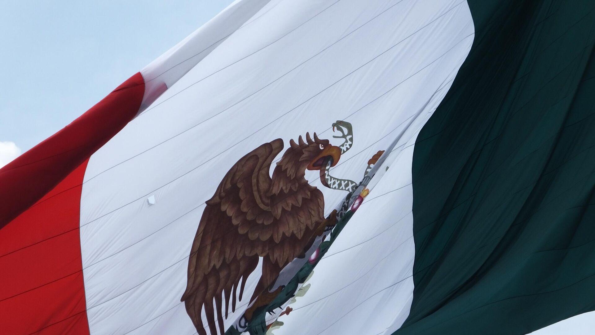 Bandera de México - Sputnik Mundo, 1920, 05.10.2021