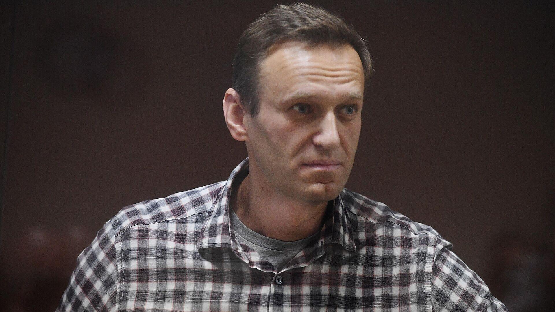 Alexéi Navalni, bloguero opositor ruso - Sputnik Mundo, 1920, 06.09.2021