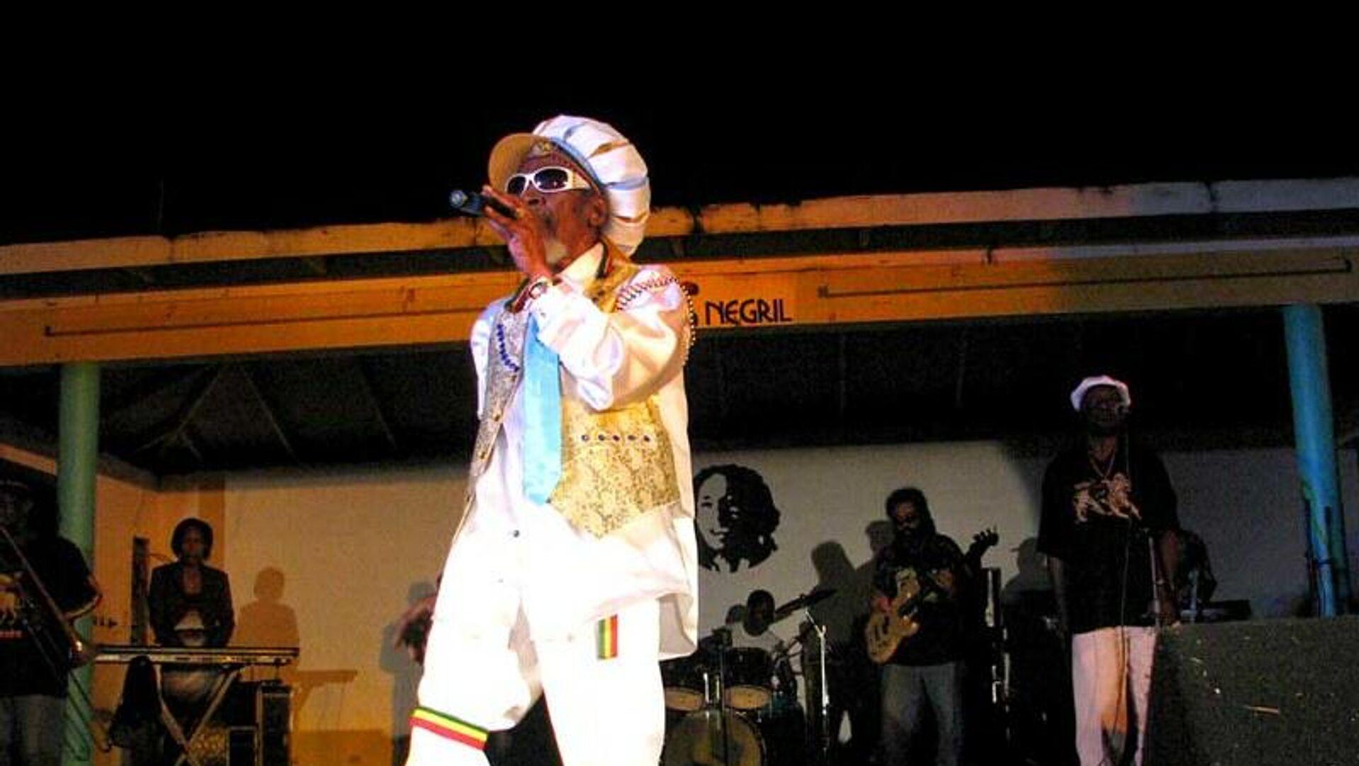 Bunny Wailer, artista jamaicano - Sputnik Mundo, 1920, 02.03.2021