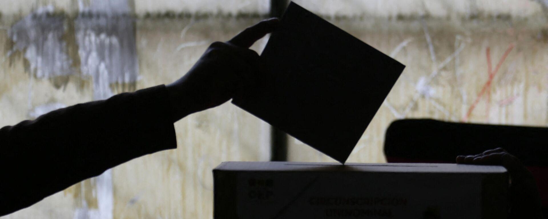 Elecciones en Bolivia - Sputnik Mundo, 1920, 05.03.2021