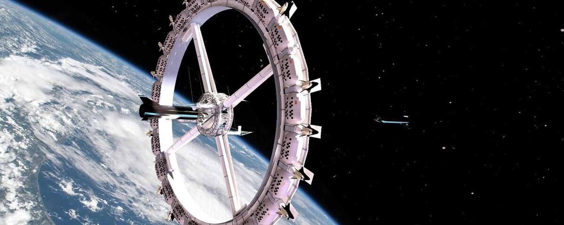 Un hotel estilo crucero, en el espacio, el Voyager Station - Sputnik Mundo, 1920, 05.03.2021