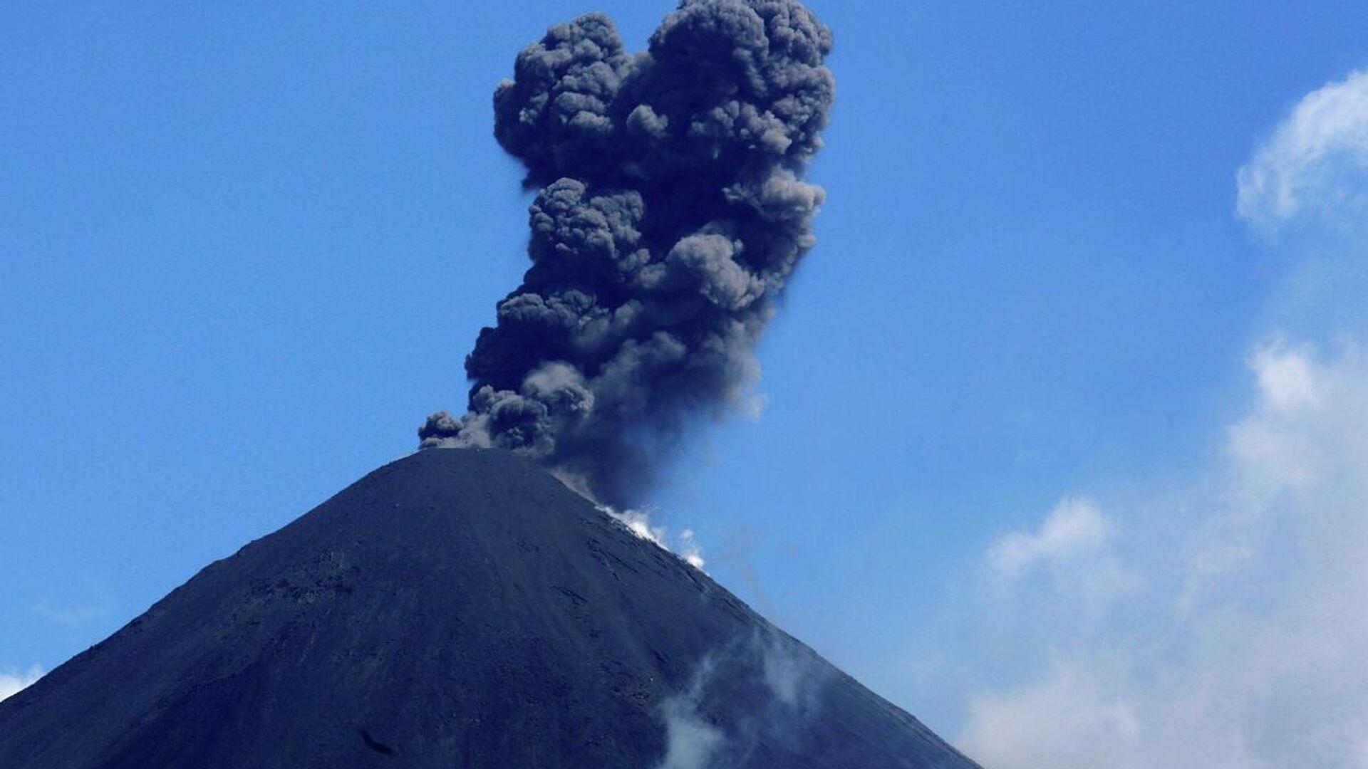 El volcán Pacaya de Guatemala - Sputnik Mundo, 1920, 05.03.2021