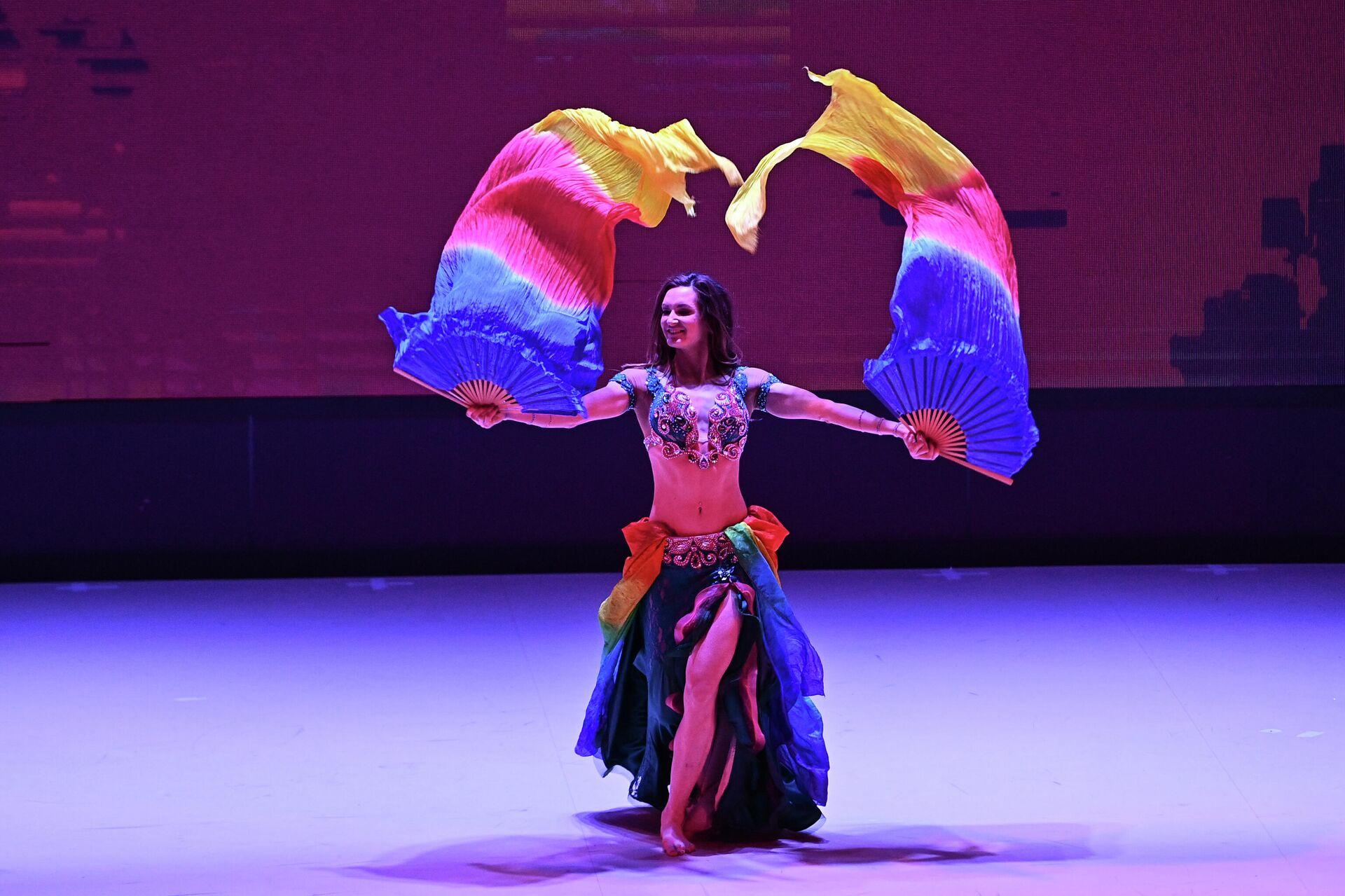 El final del concurso Miss Belleza de las Tropas Aerotransportadas 2021  - Sputnik Mundo, 1920, 05.03.2021