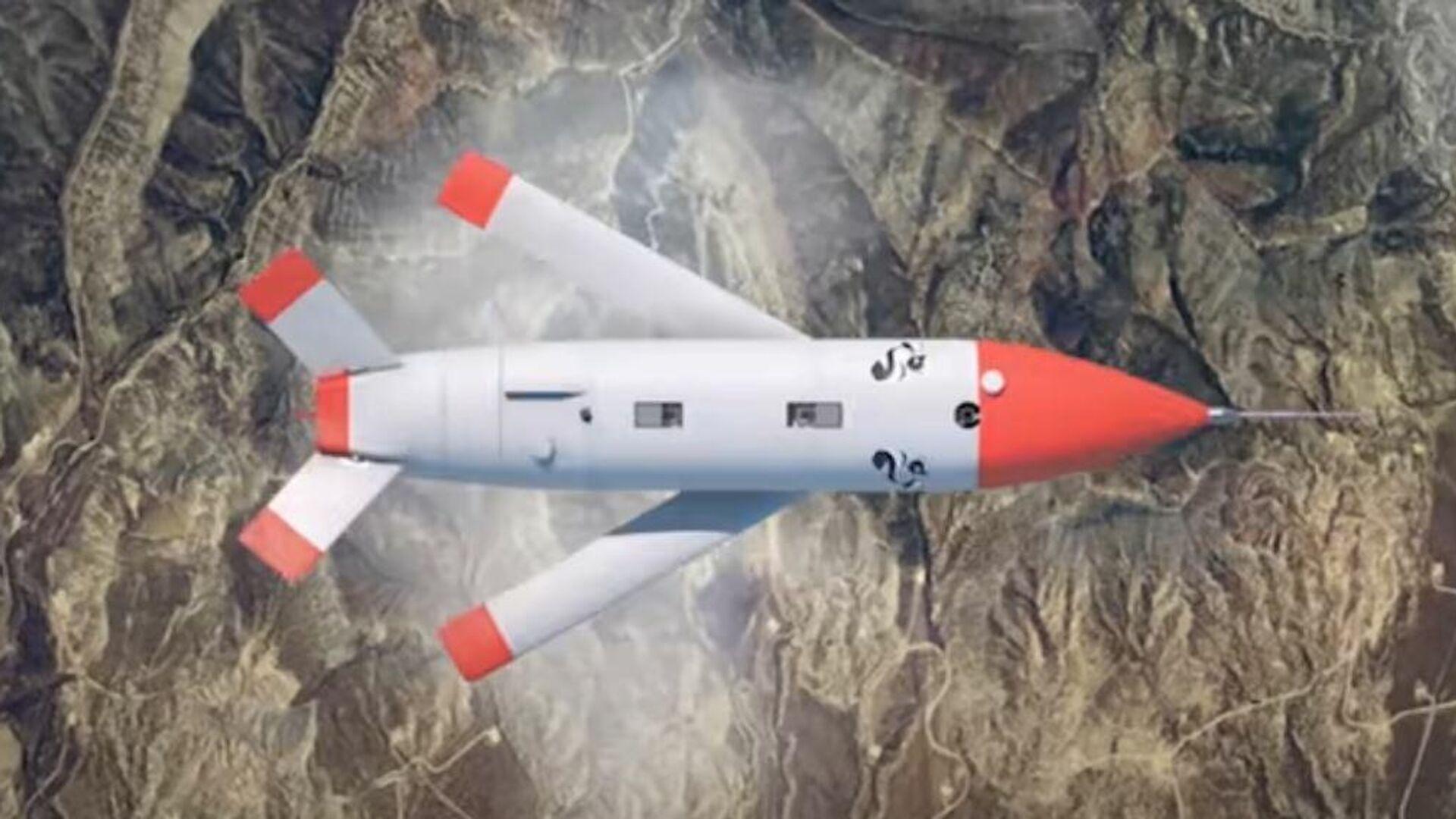 El dron secreto Speed Racer - Sputnik Mundo, 1920, 05.03.2021