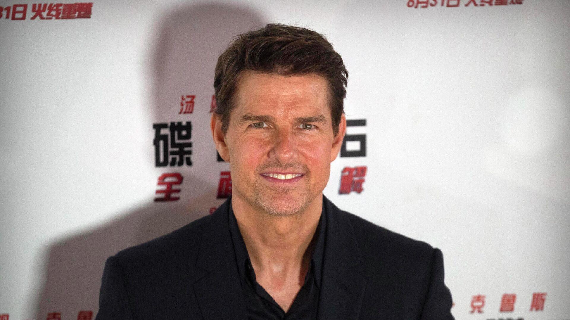 Tom Cruise, actor estadounidense - Sputnik Mundo, 1920, 06.03.2021