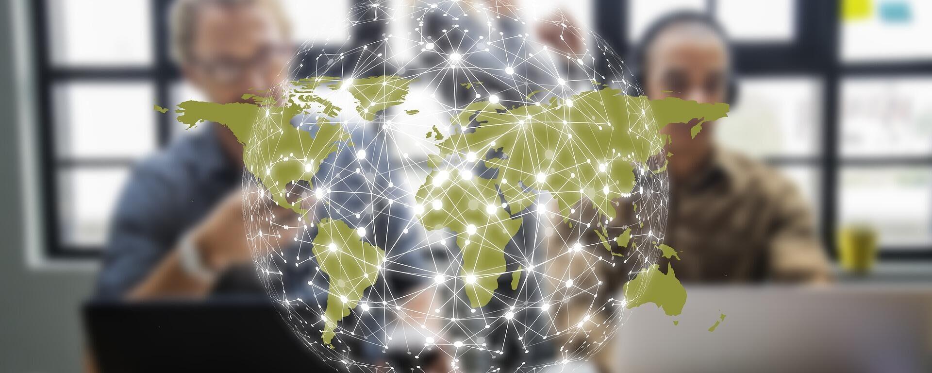 Ciberseguridad (imagen referencial) - Sputnik Mundo, 1920, 07.03.2021
