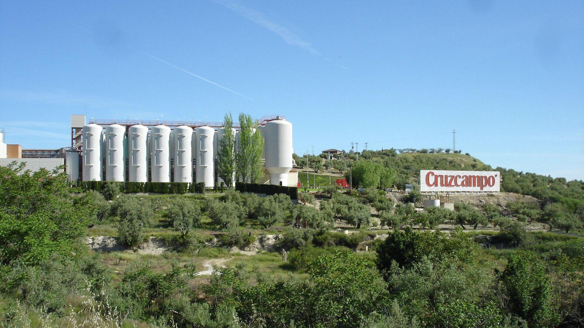 Fábrica de Heineken en La Imora (Jaén) - Sputnik Mundo, 1920, 08.03.2021
