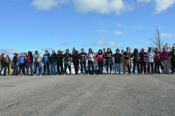 Cortes de ruta y movilizaciones en Chubut para rechazar la megaminería - Sputnik Mundo