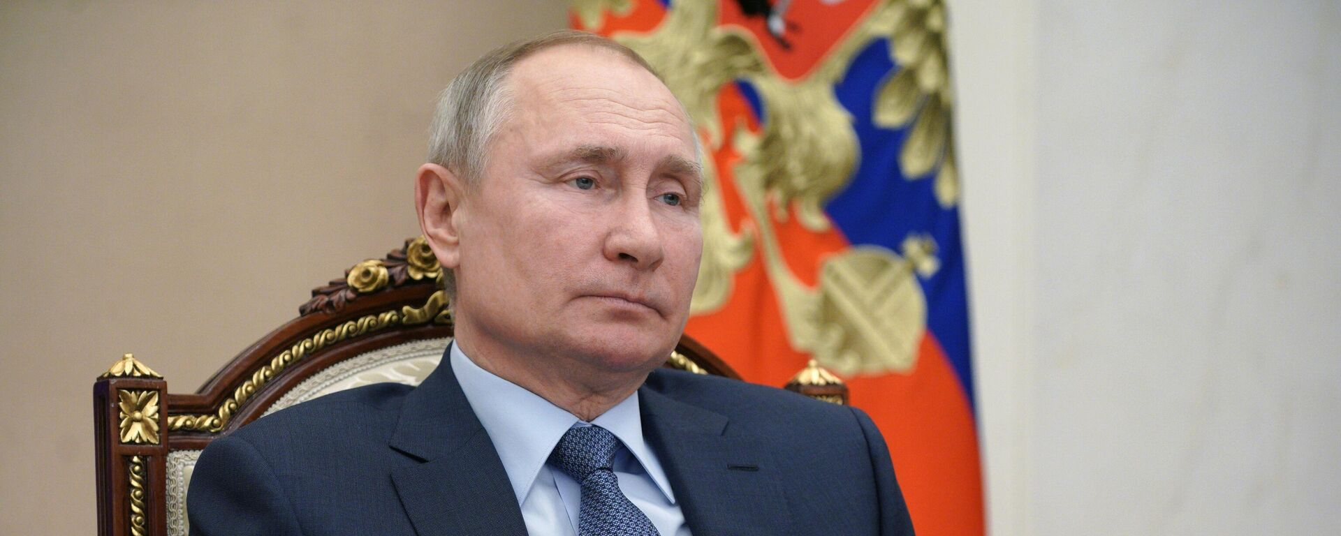 Vladímir Putin, presidente ruso - Sputnik Mundo, 1920, 10.03.2021