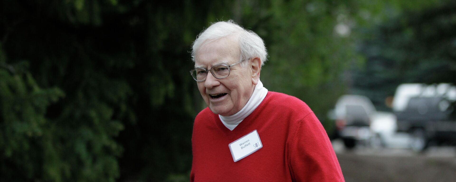Warren Buffett, presidente de Berkshire Hathaway - Sputnik Mundo, 1920, 30.06.2021