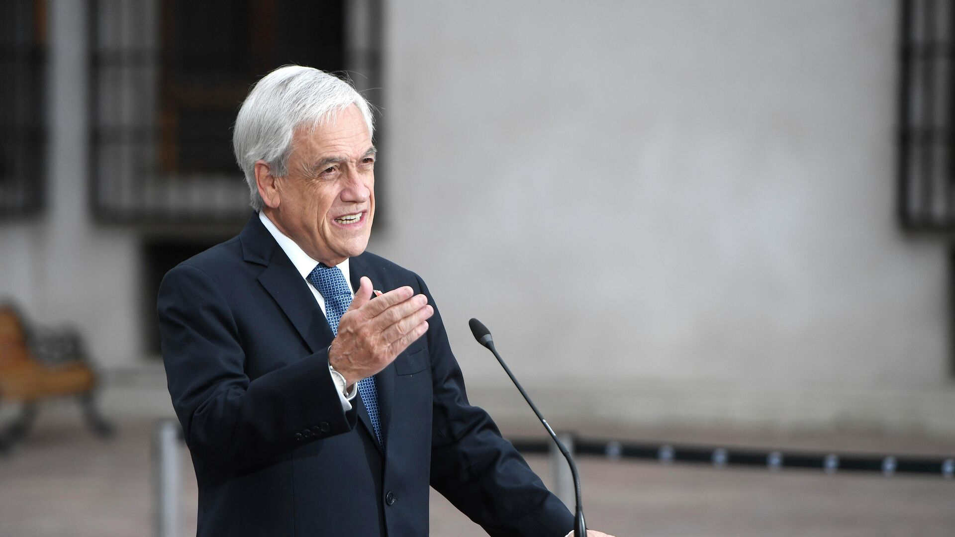 Presidente chileno, Sebastián Piñera - Sputnik Mundo, 1920, 05.10.2021