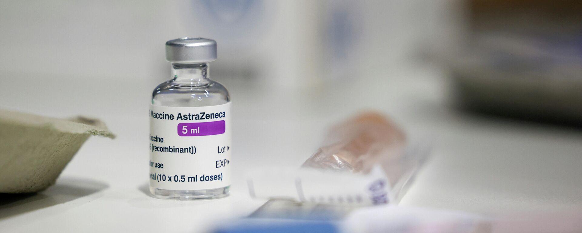 La vacuna contra el COVID-19 de AstraZeneca - Sputnik Mundo, 1920, 12.03.2021