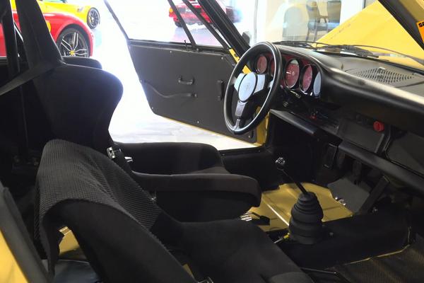 El Porsche 911 RSR de Pablo Escobar - Sputnik Mundo