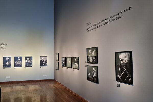 Sala Libertango, donde se exhiben fotografías icónicas de Piazzolla - Sputnik Mundo