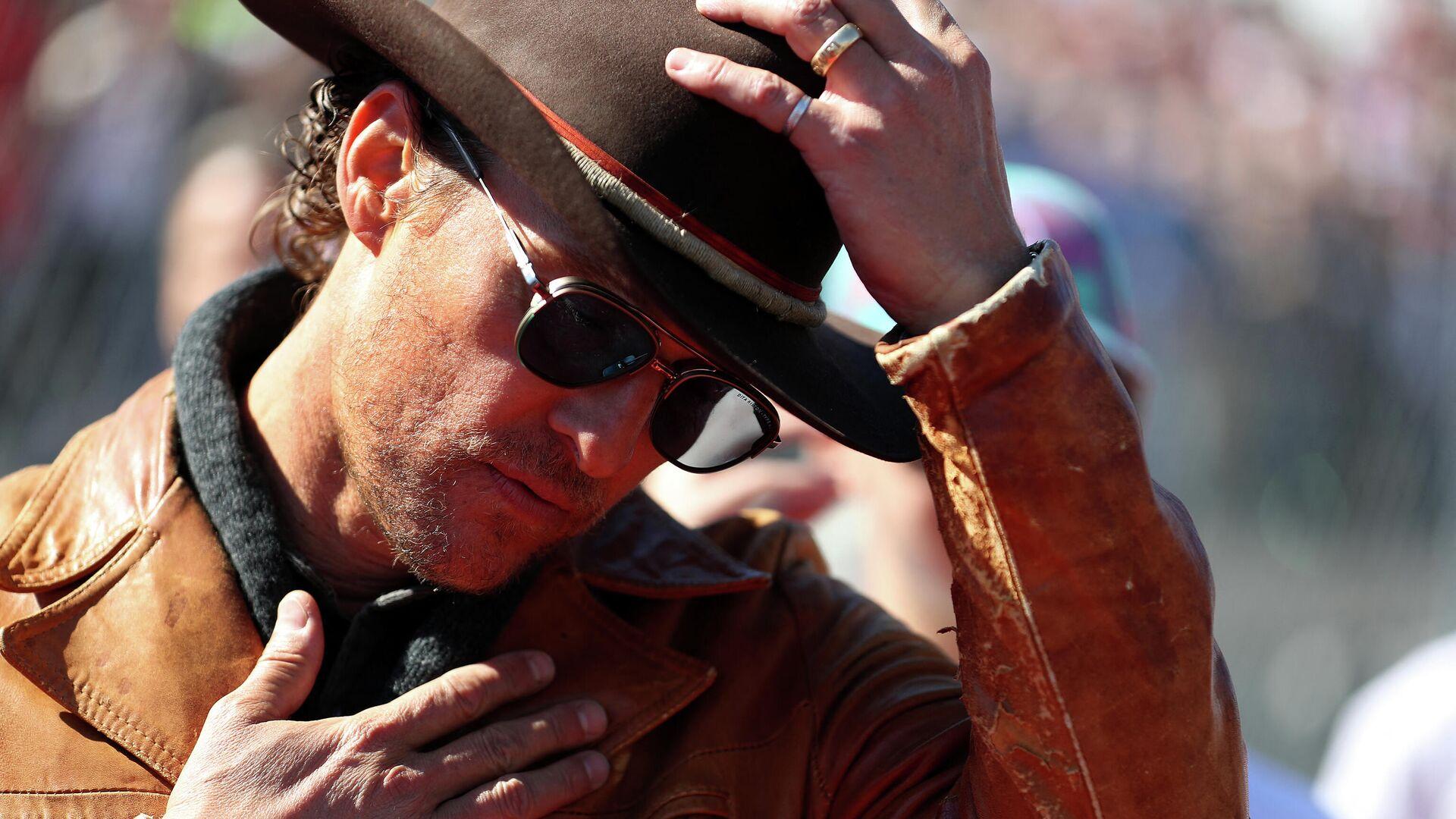Matthew McConaughey, actor estadounidense - Sputnik Mundo, 1920, 13.03.2021