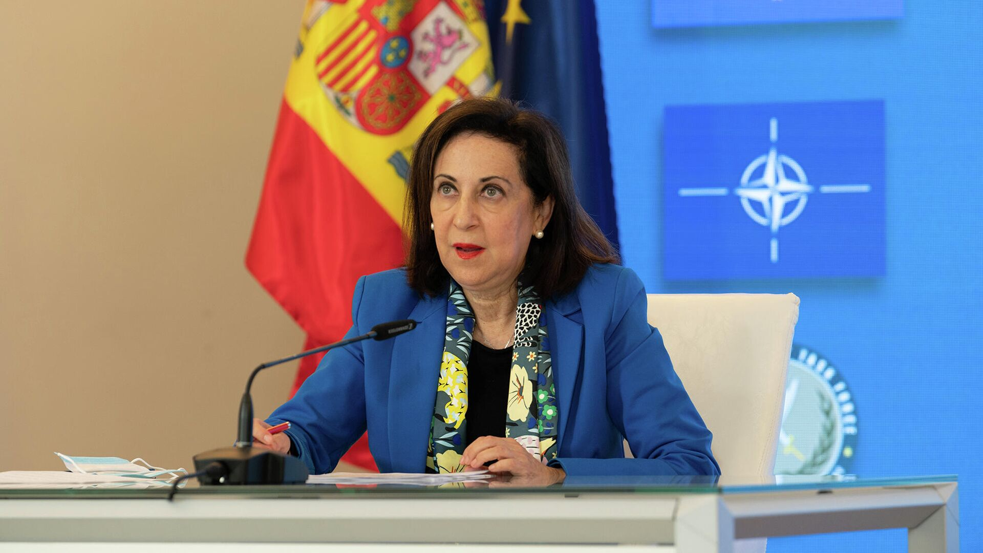 Margarita Robles, la ministra de Defensa de España - Sputnik Mundo, 1920, 13.03.2021