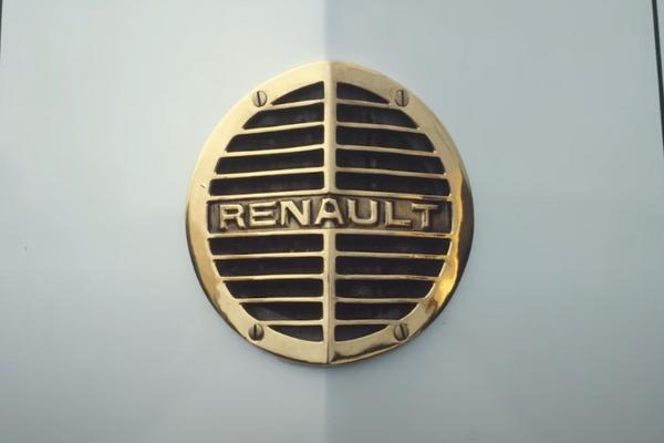 El logo de Renault de 1923 - Sputnik Mundo