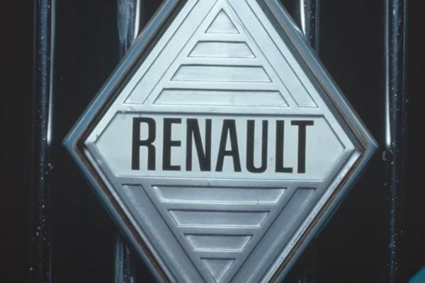 El logo de Renault de 1959 - Sputnik Mundo