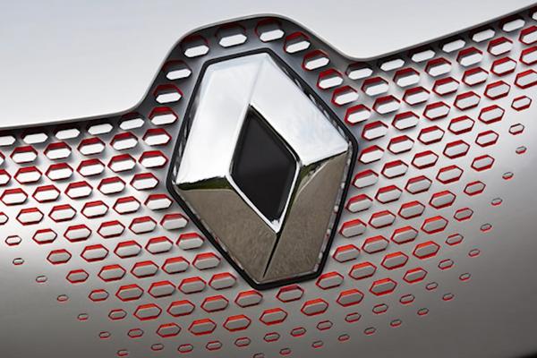 El logo de Renault del 2015 - Sputnik Mundo