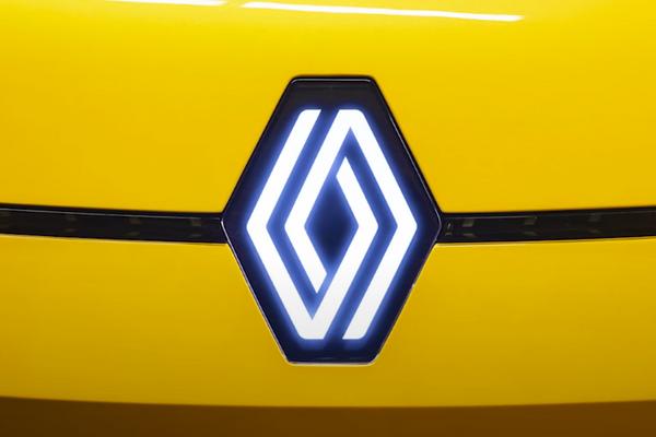El logo de Renault del 2021 - Sputnik Mundo