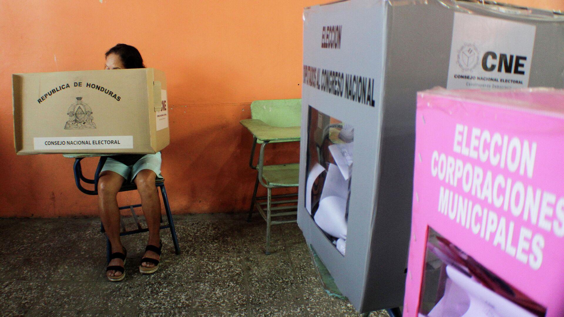 Elecciones primarias en Honduras - Sputnik Mundo, 1920, 29.03.2021
