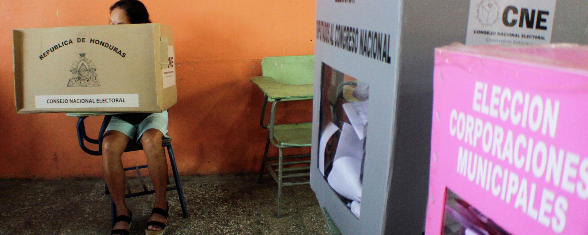 Elecciones primarias en Honduras - Sputnik Mundo, 1920, 15.03.2021