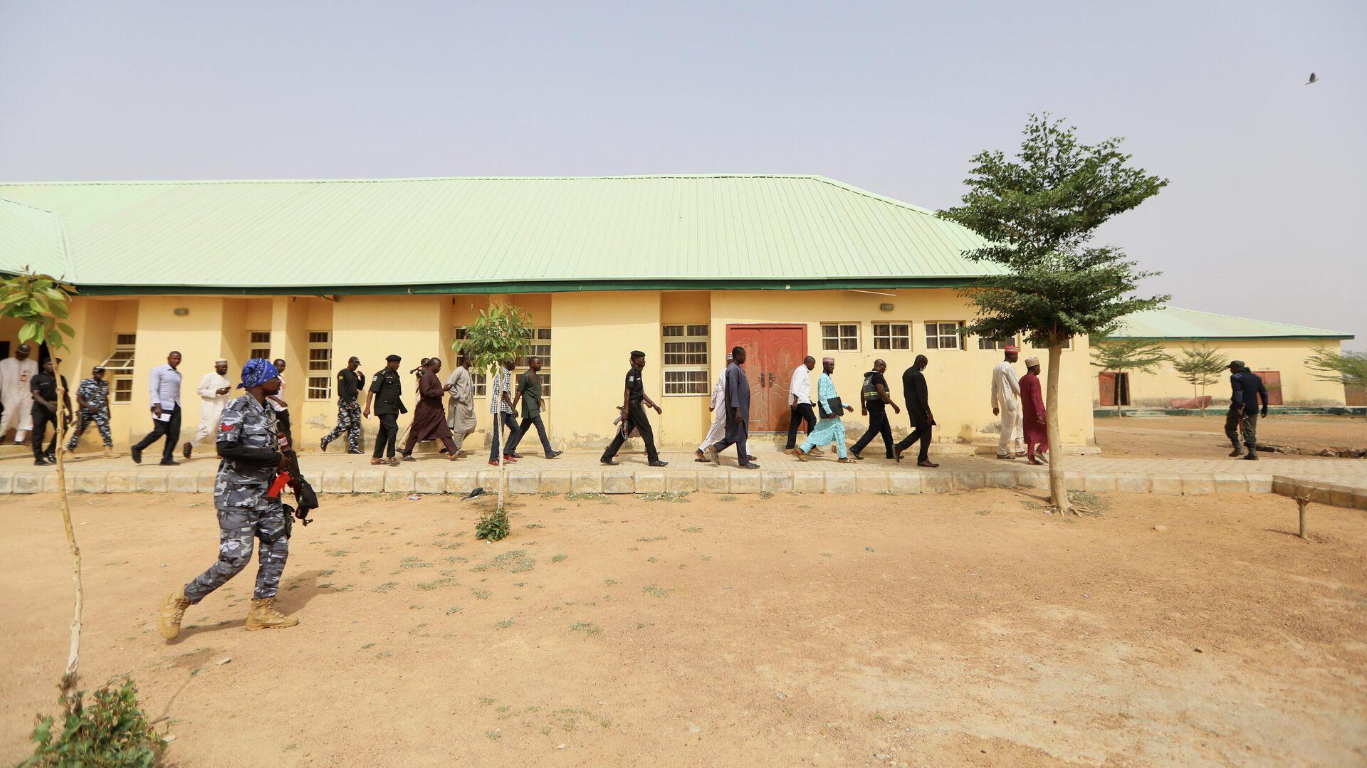 Un colegio en Nigeria - Sputnik Mundo, 1920, 15.03.2021