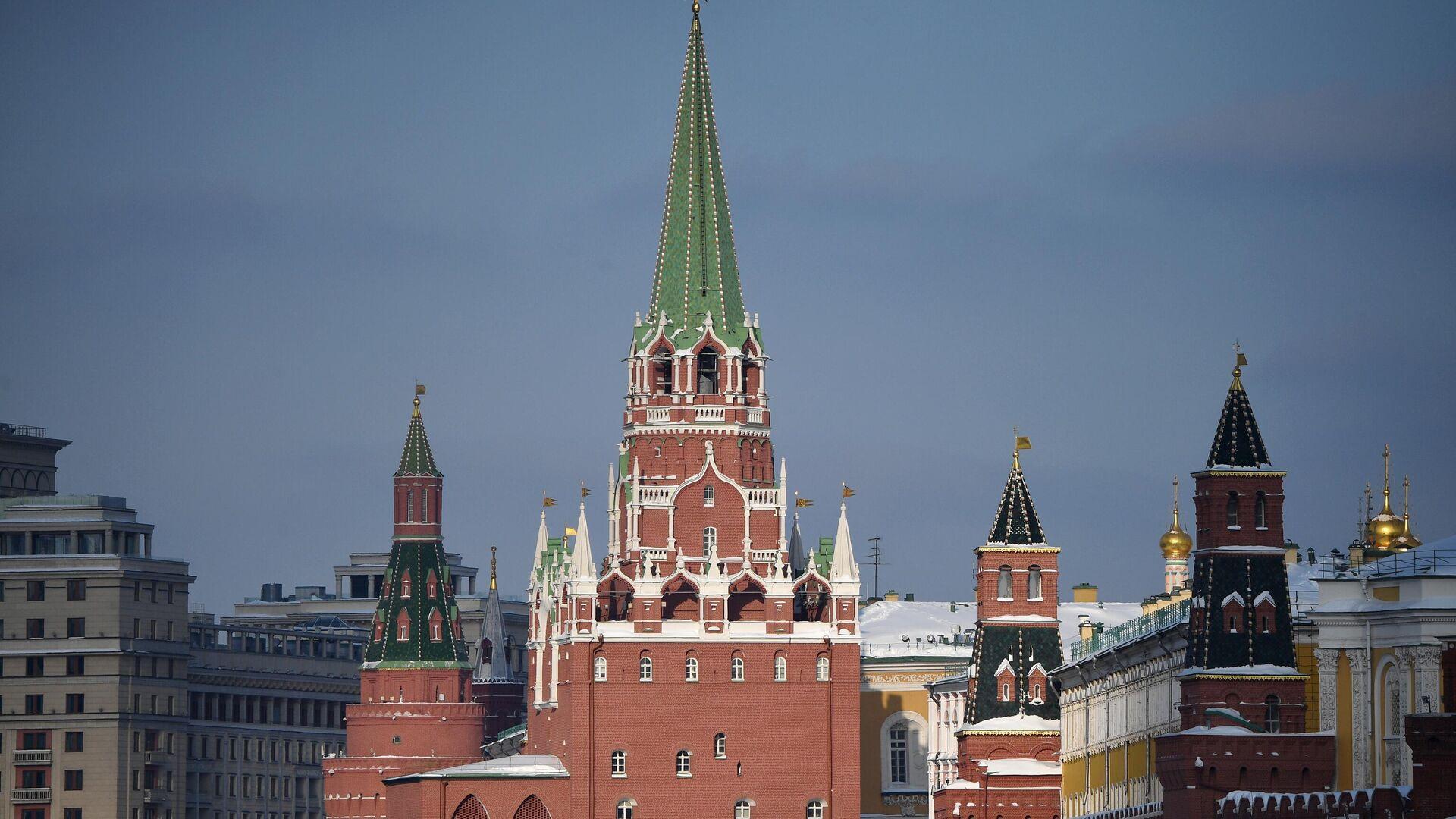 El Kremlin de Moscú, Rusia - Sputnik Mundo, 1920, 25.03.2021