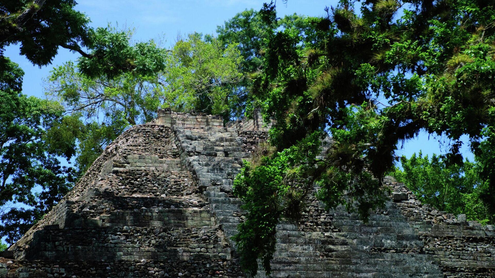 Ruinas de Copán, Honduras - Sputnik Mundo, 1920, 16.03.2021