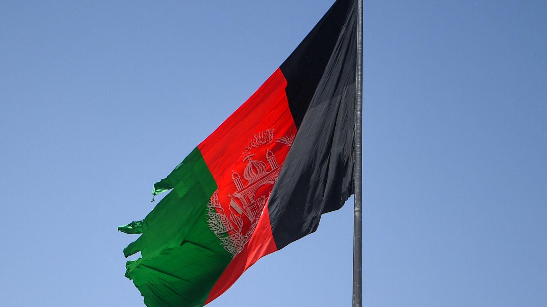 Bandera de Afganistán - Sputnik Mundo, 1920, 18.03.2021