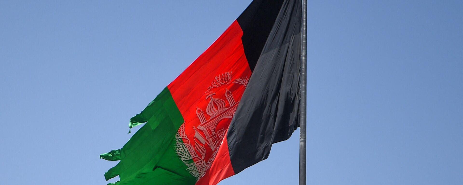 Bandera de Afganistán - Sputnik Mundo, 1920, 17.03.2021