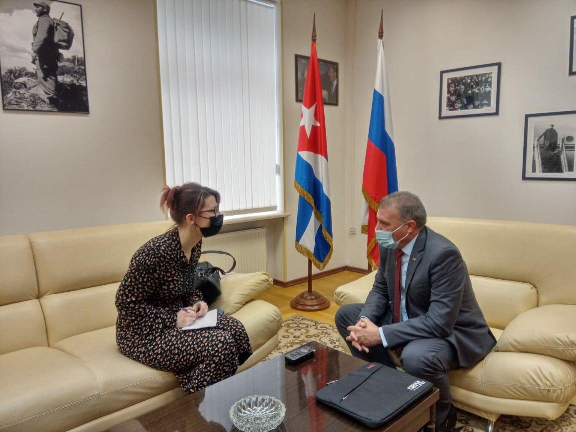 Una entrevista con el ministro de Turismo de Cuba, Juan Carlos García Granda - Sputnik Mundo, 1920, 19.03.2021