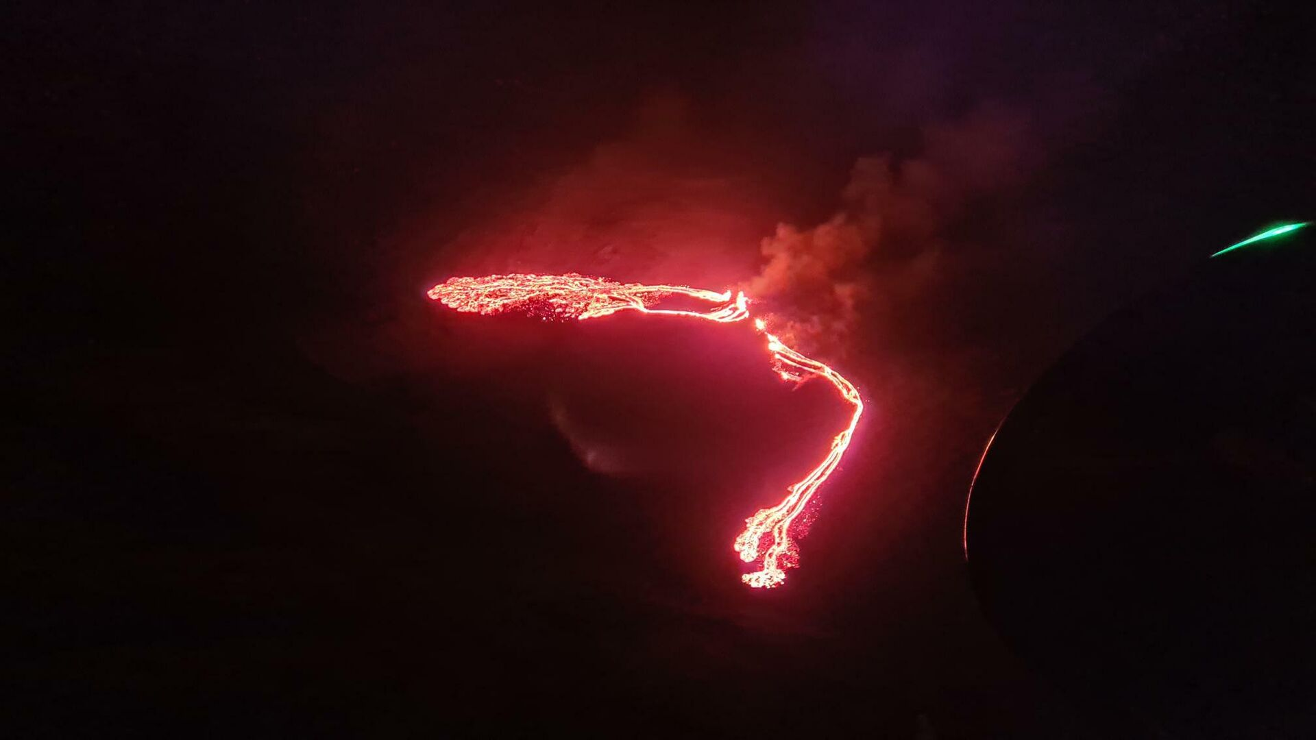 Erupción del volcán Fagradalsfjall, en Islandia - Sputnik Mundo, 1920, 19.03.2021